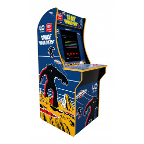 Arcade1Up Mini-Cabinet Space Invaders Arcade-Automat 122 cm