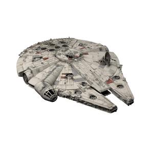 Star Wars IV Millennium Falke Perfect Grade 1/72 Modellbausatz 48 cm