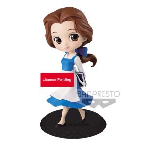 Disney Q Posket Minifigur Belle Country Style A 14 cm