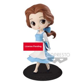 Disney Q Posket Minifigur Belle Country Style B 14 cm