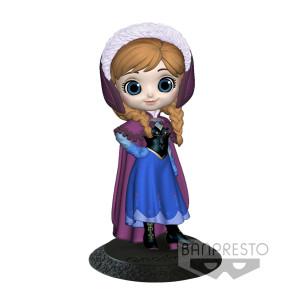 Disney Q Posket Minifigur Anna A Normal Color Version 14 cm