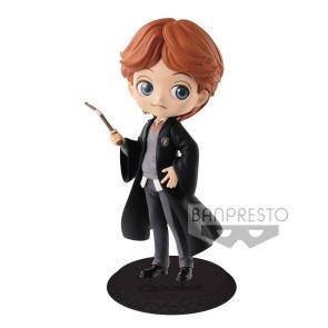 Harry Potter Q Posket Minifigur Ron Weasley A Normal Color Version 14 cm
