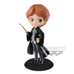 Harry Potter Q Posket Minifigur Ron Weasley B Pearl Color Version 14 cm
