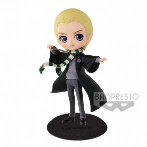 Harry Potter Q Posket Minifigur Draco Malfoy A Normal Color Version 14 cm