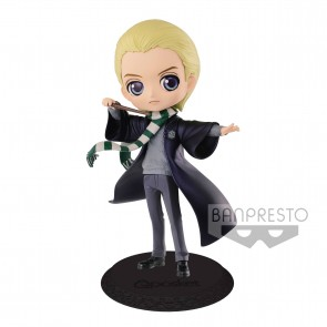 Harry Potter Q Posket Minifigur Draco Malfoy B Pearl Color Version 14 cm