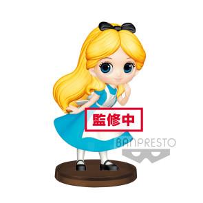 Disney Q Posket Petit Minifigur Alice 7 cm