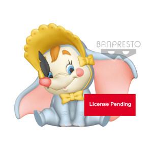 Disney Fluffy Puffy Minifigur Dumbo B Clown Version 9 cm