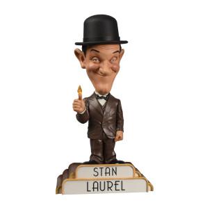 Dick und Doof Stan Laurel Wackelkopf-Figur 20 cm