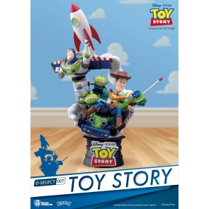 Toy Story D-Select Diorama Figur 15 cm