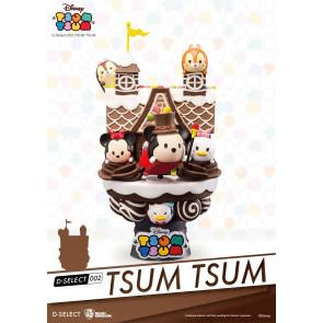 Disney Tsum Tsum D-Select Diorama Figur 15 cm