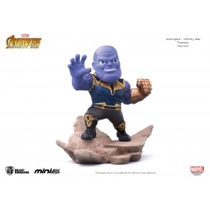 Avengers Infinity War Mini Egg Attack Figur Thanos 9 cm