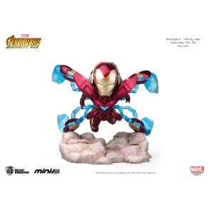 Avengers Infinity War Mini Egg Attack Figur Iron Man MK 50 9 cm