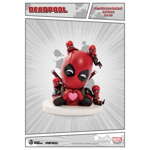 Marvel Comics Mini Egg Attack Figur Deadpool Day Dream 6 cm