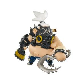 Overwatch Cute but Deadly Medium Vinyl Figur Roadhog 10 cm