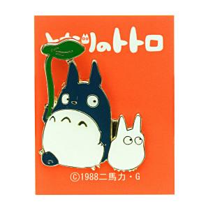 Mein Nachbar Totoro Ansteck-Button Big & Middle Totoro