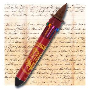 Harry Potter Sprechender Hut Multicolor-Kugelschreiber
