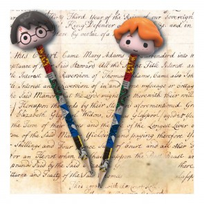 Harry Potter Bleistifte mit Radierertopper 2er-Packs Umkarton (6)