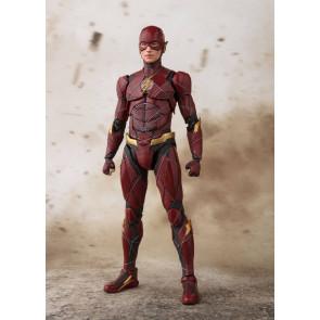 Justice League S.H. Figuarts Actionfigur Flash Tamashii Web Exclusive 15 cm
