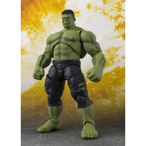 Avengers Infinity War Hulk S.H. Figuarts Actionfigur 21 cm