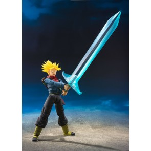 Dragonball Super Trunks S.H. Figuarts Actionfigur 14 cm