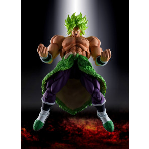 Dragonball Super Saiyan Broly Fullpower S.H. Figuarts Actionfigur 22 cm