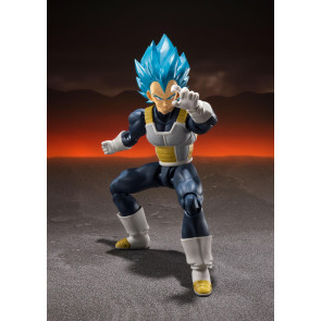 Dragonball Super Saiyajin God Super Saiyajin Vegeta S.H. Figuarts Actionfigur  14 cm