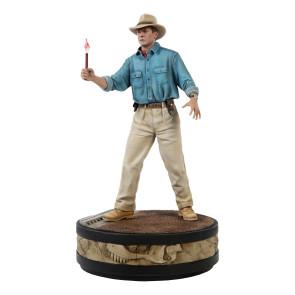 Jurassic Park Dr. Alan Grant 1/4 Statue 57 cm
