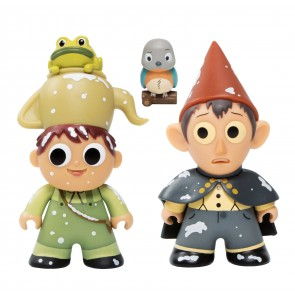 Cartoon Network Titans Figuren Doppelpack Wirt & Greg 8 cm NYCC 2017 Exclusive