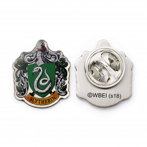 Harry Potter Ansteck-Button Slytherin Crest