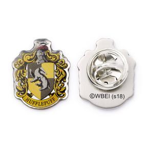 Harry Potter Ansteck-Button Hufflepuff Crest