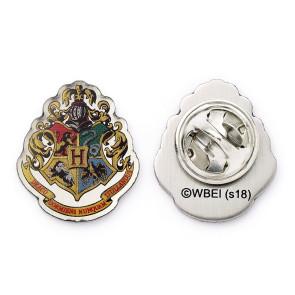 Harry Potter Ansteck-Button Hogwarts Crest