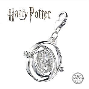 Harry Potter x Swarovksi Anhänger Zeitumkehrer