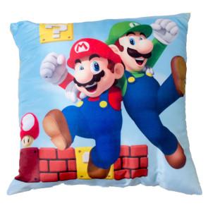 Super Mario Kissen Gang 40 x 40 cm