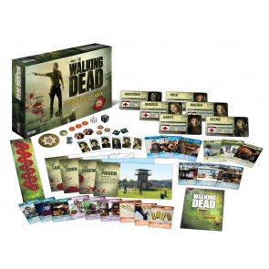 Walking Dead Brettspiel The Best Defense