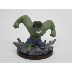 Marvel Comics Q-Fig Figur Hulk 9 cm
