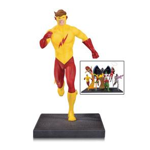 Teen Titans Multi-Part Statue Kid Flash 16 cm (Teil 5 von 7)