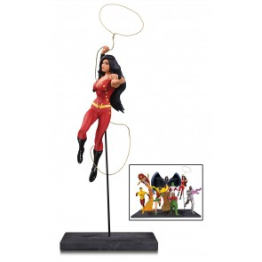 Teen Titans Multi-Part Statue Wonder Girl 19 cm (Teil 6 von 7)