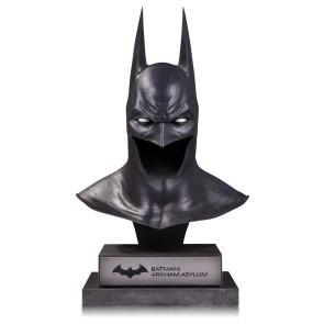Arkham Asylum Batman Cowl 1/2 Büste DC Gallery 29 cm