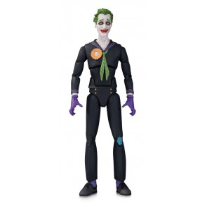 DC Bombshells The Joker Designer Series Actionfigur by Ant Lucia 17 cm