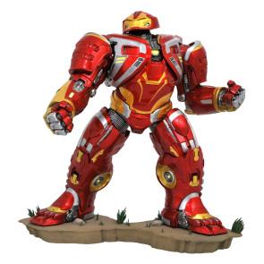 Avengers Deluxe Hulkbuster MK2 Marvel Movie Gallery PVC Statue 25 cm