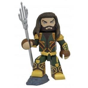 Justice League Movie Vinimates Figur Aquaman 10 cm