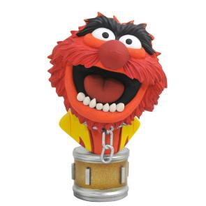 Die Muppet Show Legends in 3D Büste Animal 25 cm