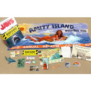 Der weiße Hai Amity Island Summer of 75 Geschenkbox