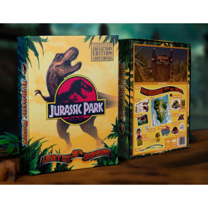 Jurassic Park 25th Anniversary Geschenkbox Legacy Kit
