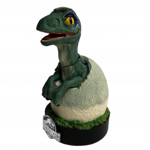 Jurassic World Blue Raptor Hatchling Premium Motion Statue 19 cm