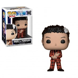 Saturday Night Live David S. Pumpkins POP! Figur 9 cm