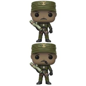 Halo Sgt. Johnson POP! Figur 9 cm