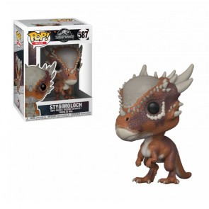 Jurrasic World 2 Stygimoloch POP! Figur 9 cm