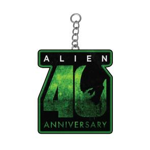 Alien 40th Anniversary Metall Schlüsselanhänger