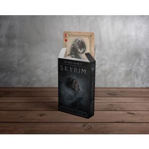 Elder Scrolls V Skyrim Spielkarten